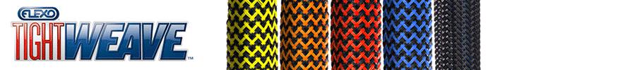 Tight Weave Круглая кабельная оплетка плотного плетения