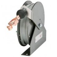 Фото GR 75.. - Катушка заземления компактная с кабелем 23 м (диам. 3.18 мм), крепление на поверхность, пружина обратного хода