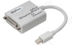 Фото ADA-MDP-2-DVI Адаптер видеосигналов Mini DisplayPort на DVI-D (гнездо)