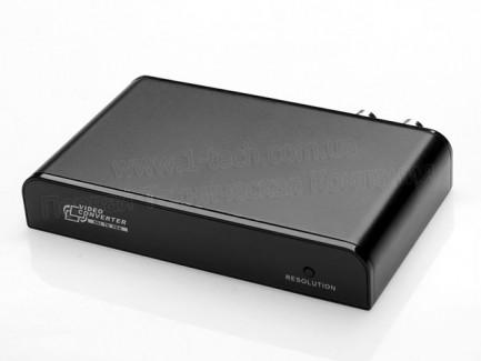 Фото2 LKV365PRO - Профессиональный скалер-преобразователь сигналов SDI в аналоговые VGA для работы с телев
