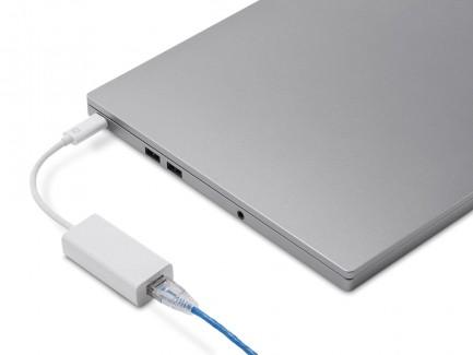 Фото6 MNP-ADA-USBC2ETH - Адаптер USB 3.1 (тип С) штекер > гнездо RJ45 Gigabit Ethernet