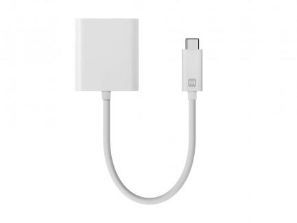 Фото2 MNP-ADA-USBC-HDMI Адаптер USB-C 3.1 штекер > HDMI 2.0 гнездо