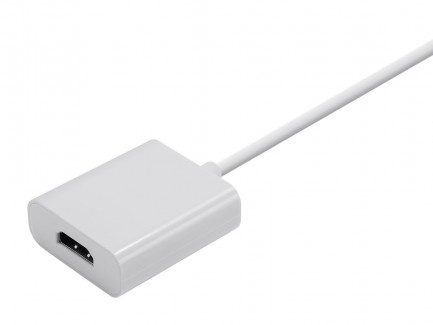 Фото3 MNP-ADA-USBC-HDMI Адаптер USB-C 3.1 штекер > HDMI 2.0 гнездо