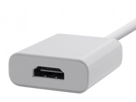 Фото5 MNP-ADA-USBC-HDMI Адаптер USB-C 3.1 штекер > HDMI 2.0 гнездо