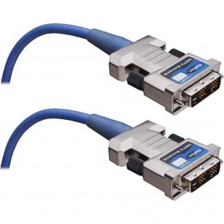 Фото1 CAB-HDTV-..MM Цифровой оптический кабель DVI-D, серия Extreme FO, с встроенным преобразователем сигн