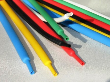 Фото1 JDD-.. Термоусадочные трубки цветные 2:1