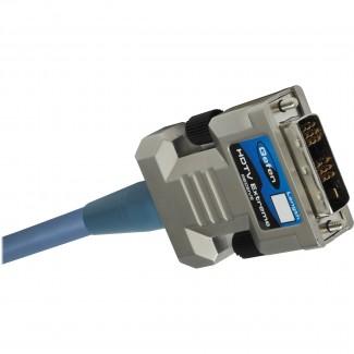 Фото2 CAB-HDTV-..MM Цифровой оптический кабель DVI-D, серия Extreme FO, с встроенным преобразователем сигн