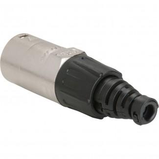 Фото7 NE8MC.. XLR корпус разъема RJ45, кабельный под витую пару (под стандартный модуль RJ45, в комплект н