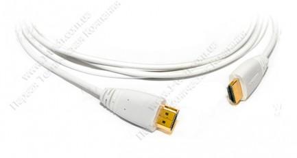 Фото3 HDMIC-MM-0.. Компактный эластичный кабель HDMI с Fast Ethernet, серия Compact, штекер (тип A) > штек