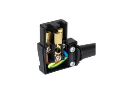 Фото2 ACP-320C19R - Разъем IEC 320 C19, угловой, гнездо на кабель, 220В, 3 контакта, 250В, 16А