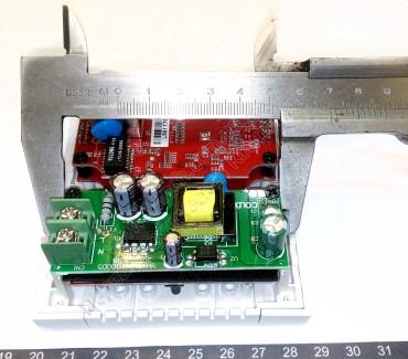 Фото8 LKV383W. Удлинитель линий HDMI по одному кабелю 5/5e/6 Кат. на длины до 120 м, в корпусе настенной р