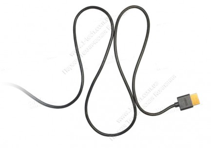Фото6 HDMIC-MM-0.. Компактный эластичный кабель HDMI с Fast Ethernet, серия Compact, штекер (тип A) > штек