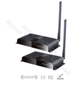 Фото1 LKV388A - Комплект устройств (приемник + передатчик) для беcпроводной передачи HDMI сигнала на расст