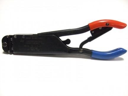 Фото2 AMP 59250 - Инструмент ручной для обжима контактов, тип CERTI-CRIMP