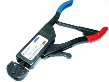 Фото1 AMP 59250 - Инструмент ручной для обжима контактов, тип CERTI-CRIMP
