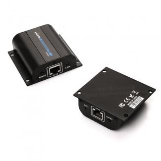Фото2 LKV372A - Удлинитель линии HDMI (версия 1.4) по одному кабелю CAT6/6a/7 на длину свыше 60 м., HD-Bit