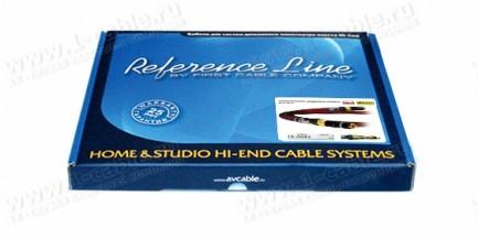 Фото2 1K-ADR2-1.. Аудио цифровой кабель S/PDIF, REFERENCE Line, RCA штекер > RCA штекер