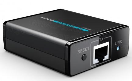 Фото3 LKV372 - Удлинитель линии HDMI (версия 1.4) по одному кабелю витая пара CAT5/6/7 на расстояние до 50