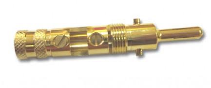 """Фото2 AC-MT-192.-11 Разъем """"банан"""", штекер, на кабель сечением 14 мм2"""