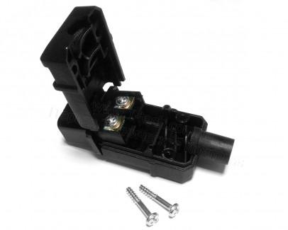 Фото3 ACP-320C19 - Гнездо кабельное приборное 220B, 3 контакта, IEC 60320 C19