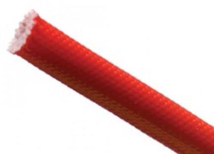 Фото4 AGC... Электроизоляционная термозащитная кабельная оплетка (стекловолокно покрытое акриловой смолой)