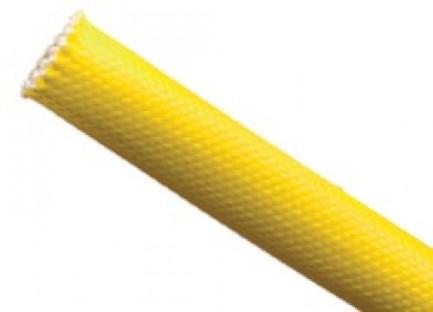 Фото5 AGC... Электроизоляционная термозащитная кабельная оплетка (стекловолокно покрытое акриловой смолой)