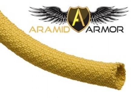 """Фото1 KVX...YL Легковесная Высокопрочная Оплетка """"Aramid Armor"""""""