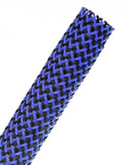 Фото5 PTT1.25 Круглая Кабельная Оплетка плотного плетения Tight Weave- 3.18 см, диапазон растяжки 25.4-42.