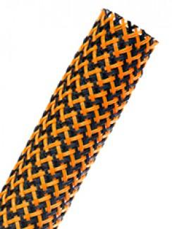 Фото3 PTT2.50 Круглая Кабельная Оплетка плотного плетения Tight Weave- 6.35 см