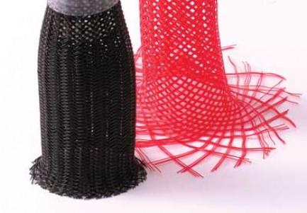 Фото4 CCP0... Круглая Кабельная Оплетка плотного плетения CleanCut для быстрых инсталляций (ПЭТ тройное пл
