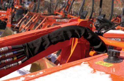 Фото2 DFN... Нейлоновый Кабельный Рукав повышенной прочности Dura-Flex