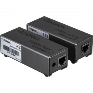 Фото2 EXT-DIGAUD-141 - Удлинитель звуковый цифровых линий S/PDIF и TOSlink по витой паре (5e Cat) на 100 м