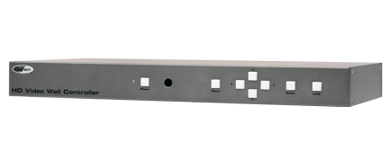Фото1 EXT-HD-VWC-144 - HDMI контроллер видеостены 2x2 с Full HD 1080p и управлением по ИК, RS-232, IP (HTT