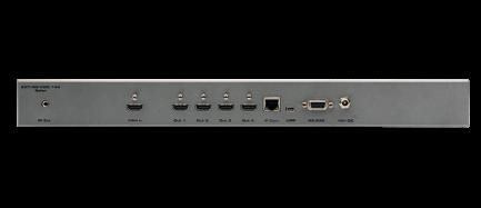 Фото2 EXT-HD-VWC-144 - HDMI контроллер видеостены 2x2 с Full HD 1080p и управлением по ИК, RS-232, IP (HTT
