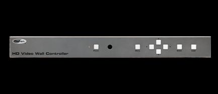 Фото3 EXT-HD-VWC-144 - HDMI контроллер видеостены 2x2 с Full HD 1080p и управлением по ИК, RS-232, IP (HTT