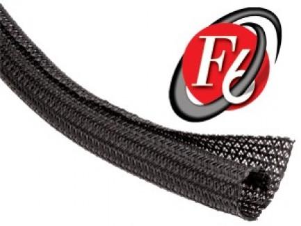 Фото1 F6N1.25.. Самозастегивающаяся оборачиваемая эластичная кабельная оплетка- 3.18 см