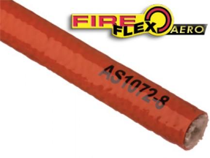 Фото1 FIA... Химикато-термозащитная кабельная оплетка повышенной стойкости (стекловолокно покрытое силикон