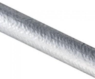 Фото6 FIN... Химикато-термозащитная кабельная оплетка (стекловолокно покрытое силиконом, 260 гр. С)