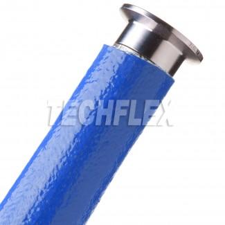 Фото3 FIN... Химикато-термозащитная кабельная оплетка (стекловолокно покрытое силиконом, 260 гр. С)