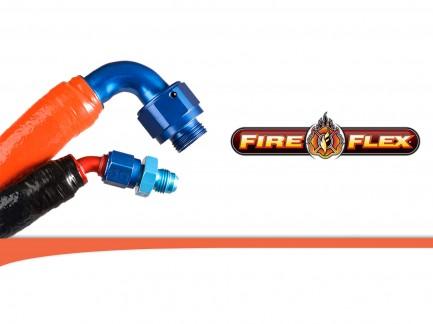 Фото1 FIN... Химикато-термозащитная кабельная оплетка (стекловолокно покрытое силиконом, 260 гр. С)