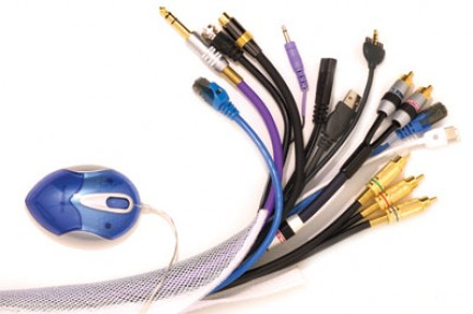Фото2 FWN2.00.. Застегивающаяся эластичная кабельная оплетка на замке-липучке- 5.08 см