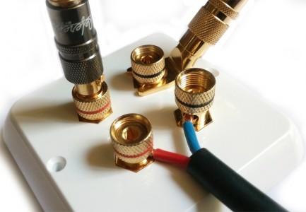"""Фото3 AC-MB-156-.. Разъем """"банан"""" универсальный, гнездо, под акустическую розетку, для кабеля сечением до"""
