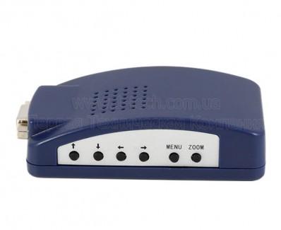 Фото2 LKV2000 - Преобразователь сигналов VGA в композитное видео, S-Video и VGA