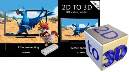 Фото3 LKV223 - Видео конвертер сигналов 2D в 3D
