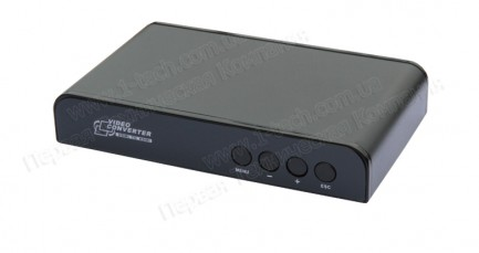 Фото1 LKV323 - Масштабатор сигнала HDMI c возможностью обработки звука и видео