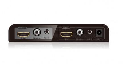 Фото2 LKV323 - Масштабатор сигнала HDMI c возможностью обработки звука и видео