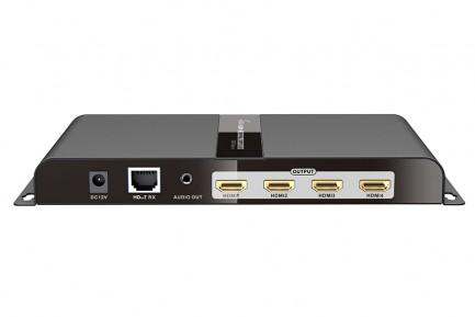 Фото2 LKV314VW-HDbitT - HDMI (v 1.3) 2x2 контроллер видеостен на 4 дисплея, удаленных на 120м, 1080p 60Hz