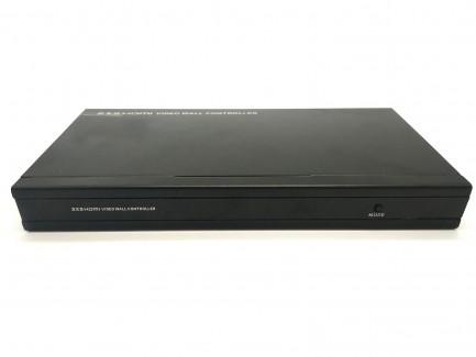 Фото2 LKV314VW - HDMI (v 1.3) 2x2 контроллер видеостен на 4 дисплея со звуком, 1080p 60Hz