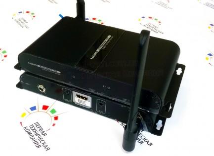 Фото7 LKV388 - Комплект устройств (приемник + передатчик) для безпроводной передачи HDMI сигнала на рассто