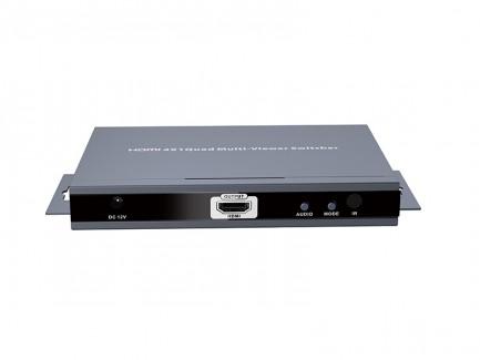 Фото2 LKV401MS - Коммутатор-мультивьювер HDMI 1080p@60Hz, 4 х HDMI источника > 1 х HDMI дисплей